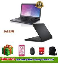 DELL 3558 i5 5200 Khuyến mại cực sốc( Hàng Nhập Khẩu) full box zin all good 100%