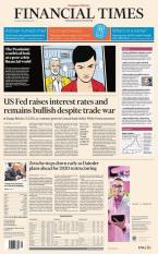 Báo giấy Financial Times – 27 September 2018