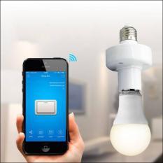 Đui đèn điều khiển từ xa qua điện thoại
