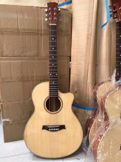 Đàn guitar gỗ hồng đào