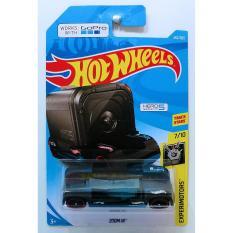 Ô tô mô hình tỉ lệ 1:64 Hot Wheels GoPro Hero 5 Zoom In ( Màu Đen )