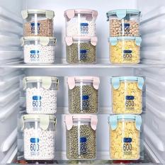 Bộ 3 hộp nhựa đựng thực phẩm SealPot 600ml/800ml/1000ml
