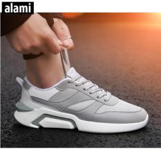 Giày Thể Thao Sneaker Nam Alami GA01( XÁM)