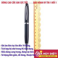 May ghi am sieu nho nguy trang – Bút ghi âm 8G Cao cấp, Thời Trang, Sang Trọng – BH Uy tín VIỆT NAM STORE