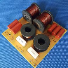 Mạch phân tần loa HC 4 đường tiếng PT4 (2 bass 1 treble 1 trung)
