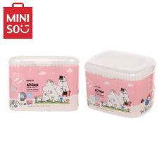 Tăm bông Miniso Moomintroll (400 que)