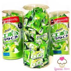Kẹo chanh muối Thái Lan hủ 100 viên