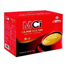 Cà phê sữa hòa tan MCI 3in1 hộp 288g