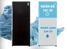 Tủ lạnh Hitachi 335 lít R-VG400PGV3 GBK Đang Bán Tại AN GIA LỘC