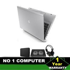 Laptop HP EliteBook 2560p Chạy CPU i5-2520M, 12.5inch, 8GB, SSD 480GB + Bộ Quà Tặng – Hàng Nhập Khẩu