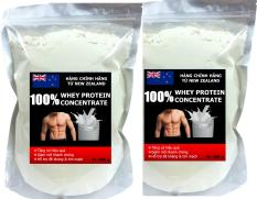 WHEY PROTEIN CONCENTRATE – COMBO 2 PACKS