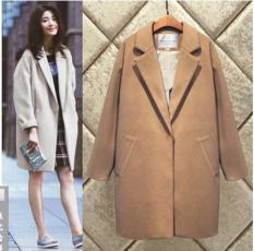 Áo khoác dạ phong cách Hàn Quốc trẻ trung (nhiều màu đẹp) – Tặng lột mụn 22g và 1 chì xé kẻ lông mày