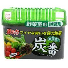 Khử mùi tủ lạnh cho rau củ Kokubo 1988 – 150g