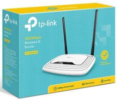 Bộ phát sóng không dây Wifi TP-Link TL-WR841N chuẩn N 300Mbps – Tem Anh Ngọc