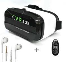 Kính thực tế ảo Vr Box RL 2 và tay game Andoird Bluetooth 3.0 tặng tai nghe J5