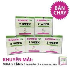 Trà thảo mộc giảm cân, tan mỡ Slimming Tea (Liệu trình 14 ngày)