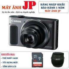 Canon SX 620 HS (Hàng nhập khẩu) – Tặng thẻ 16G + túi máy + tấm dán LCD