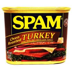 Thịt hộp Hormel Spam O.Roasted Turkey hộp 340g