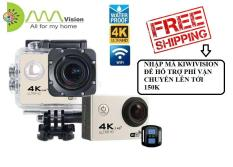 CAMERA HÀNH TRÌNH KIWIVISION 4K WIFI WATERPROOF SPORTS WIFI ULTRA