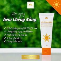 Kem chống nắng Narguerite SPF 50 PA+++ 30g