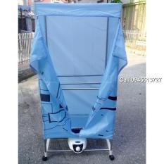 Bảo Hành 12Tháng Tủ sấy máy sấy quần áo SamsSung DH X816R cơ thẳng