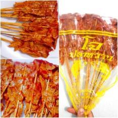Snack Tẩm Vị Cá Thái Lan – Gói 24 xiên