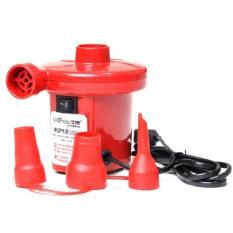 Bơm điện 2 chiều thổi hơi chân không Wenbo (Đỏ)