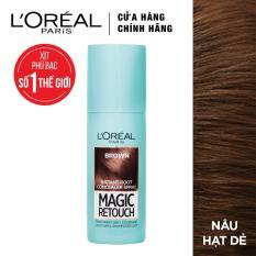 Xịt phủ tóc bạc Magic Retouch L'Oreal Paris