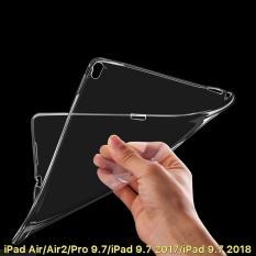 Ốp lưng dẻo trong suốt cho iPad Air/Air2/Pro 9.7/iPad 9.7 2017/iPad 9.7 2018
