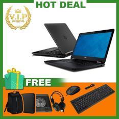 Laptop Dell Latitude E7450 ( i7-5600U, 14.1inch, 16GB, SSD 256GB ) – Hàng Nhập Khẩu