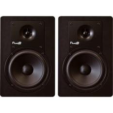 Loa Fluid Audio Classic Series C5 5″ Studio Monitor (2 loa, Black)