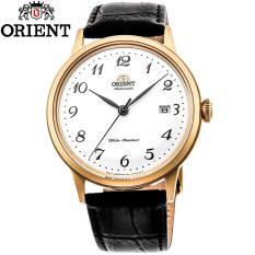 Đồng hồ nam dây da Automatic Orient RA-AC0002S10B