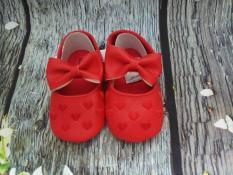 Giày da pu cho bé gái