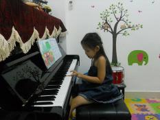 Khoá Học Piano Cho Trẻ Em