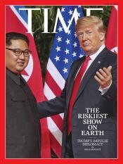 Tạp chí TIME – 25 June 2018