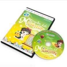 TRUYỆN KỂ MẦM NON – TẬP 4 (DVD)