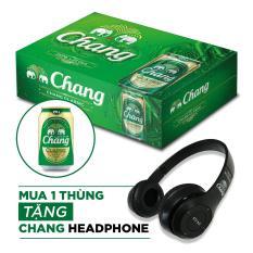 Bia Chang Thương Hiệu Thái + Tặng 1 Tai Nghe