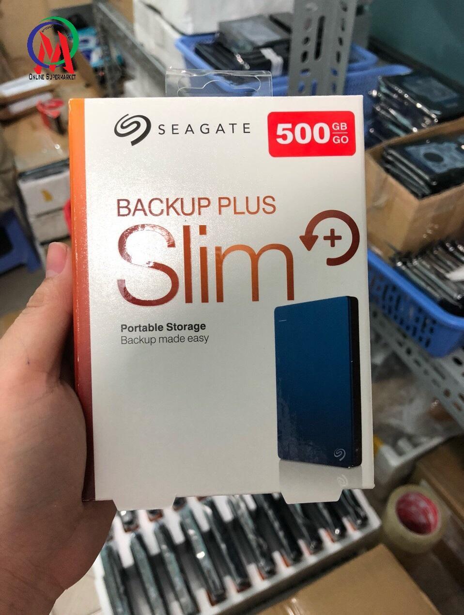 Ổ cứng di động 500GB Seagate 3.0 bh 24 tháng