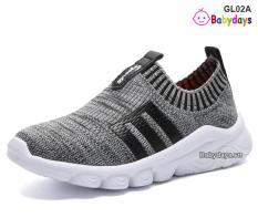 Giày mọi giày lười cho bé GL02A