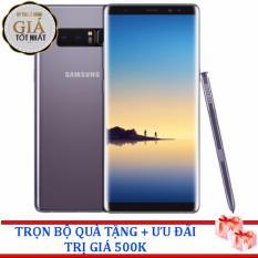 Samsung Galaxy Note 8 64GB (Tím khói) – Hàng nhập khẩu