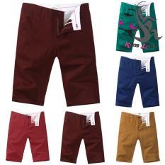 quần kaki sọt 8 màu thời trang