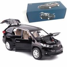 Ô TÔ MÔ HÌNH TRƯNG BÀY TOYOTA HIGHLANDER SUV OFFROAD V6