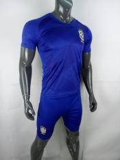 Bộ quần áo đá banh – đá bóng đội tuyển Brazil – Braxin xanh Wolrd cup 2018 mẫu chính thức