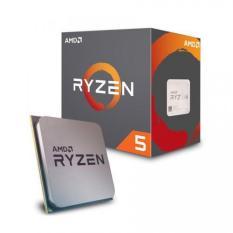 Không tốn kém mua CPU AMD Ryzen 5 2600 3.4 GHz (3.9 GHz with boost) / 19MB / 6 cores 12 threads / socket AM4