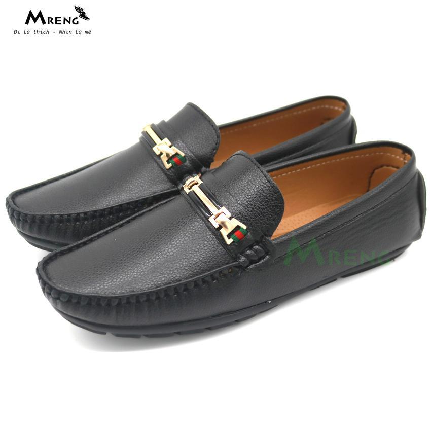 Giày Lười Nam Da Thật – MRENG ML02 (GIÁ HỦY DIỆT)