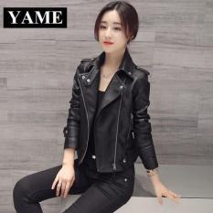Áo Khoác Nữ Siêu Hot Mẫu Mới Top YAME K59B Black
