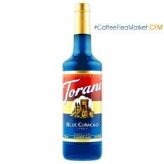 Sirô Torani Mỹ – 750ml Hương Blue Curacao