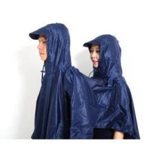 Áo mưa 2 đầu vải dù siêu bền