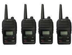 Bộ 4 bộ đàm Motorola GP6660(BN3)