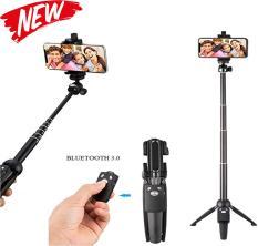 [Nhập ELJAN11 giảm 10%, tối đa 200k, đơn từ 99k]Gậy chụp hình kiêm chân Tripod Yunteng YT-9928 kèm tay điểu khiển Remote Bluetooth 3.0